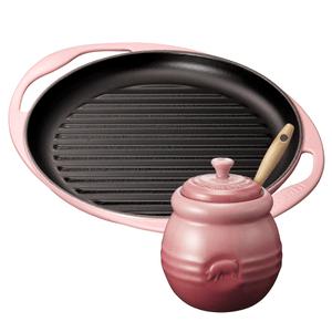 グリル・ロンド&BBQポットセット