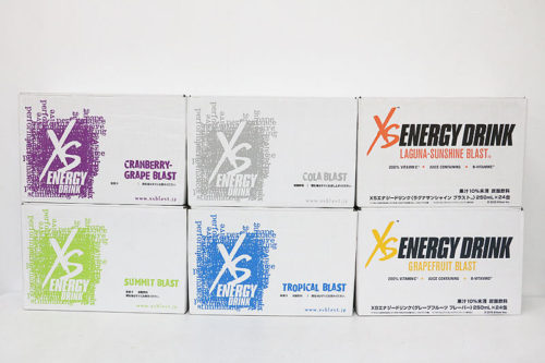 アムウェイ XSエナジードリンク コーラブラスト 各種6箱