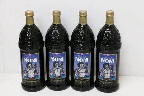 モリンダ タヒチアンノニジュース 4本