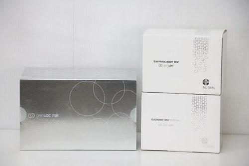 ニュースキン genLOC ガルバニック スパ システム Ⅱなど