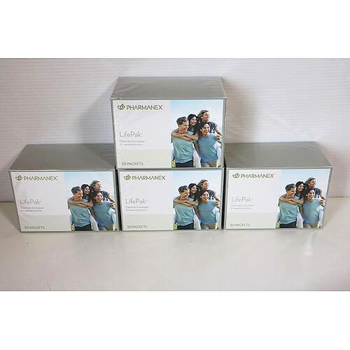 【買取実績】ライフパック 4箱