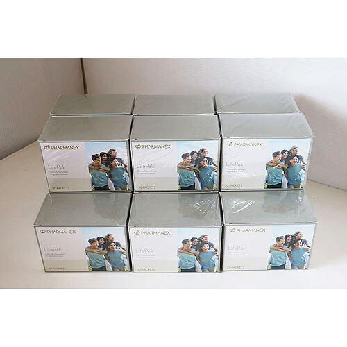 【買取実績】ライフパック 16箱