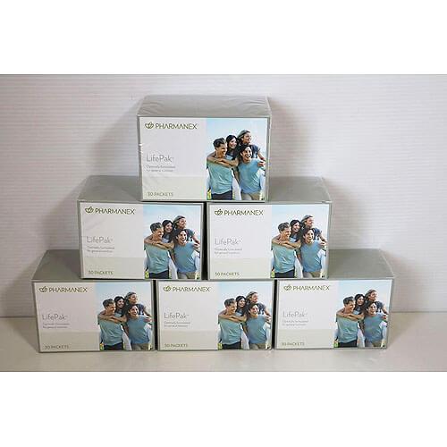 【買取実績】ニュースキン ライフパック 6箱