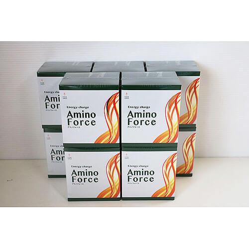 【買取実績】アミノフォース 10箱