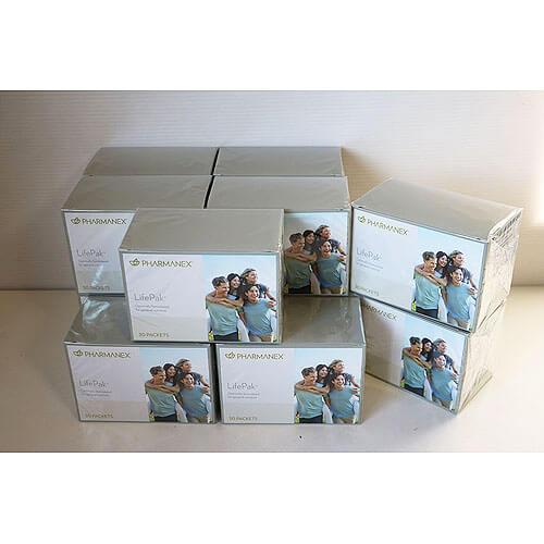 【買取実績】ライフパック 13箱