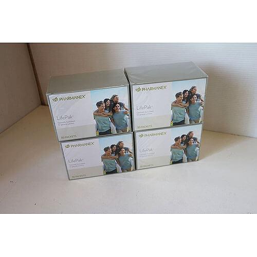 【買取実績】ニュースキン ライフパック 4箱