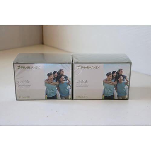 【買取実績】ライフパック 2箱