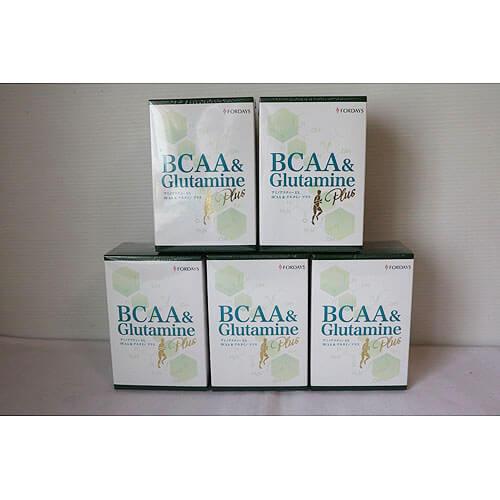 【買取実績】アミノアクティEX BCAA&グルタミン プラス 5箱