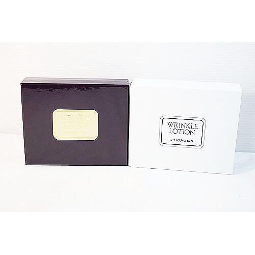 【買取実績】アイビー化粧品 リンクルローションセットボックス 2箱