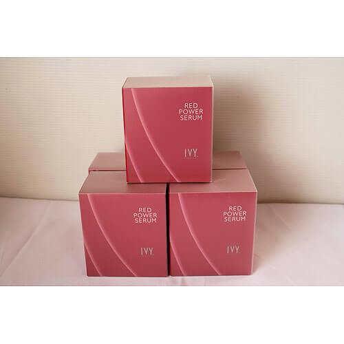 【買取実績】アイビー化粧品 レッドパワーセラム (6本入×5箱)
