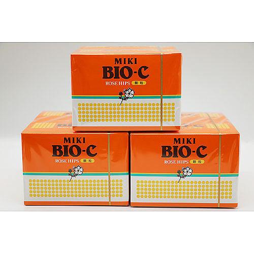 【買取実績】三基商事 ミキ バイオC 顆粒 120g 6箱