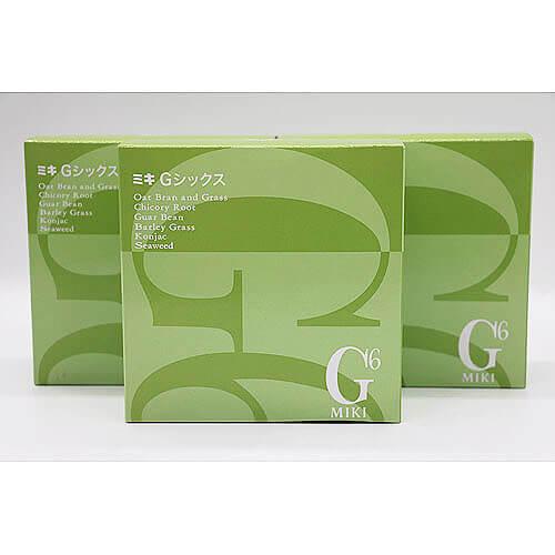 【買取実績】三基商事 ミキ Gシックス 30包 3箱