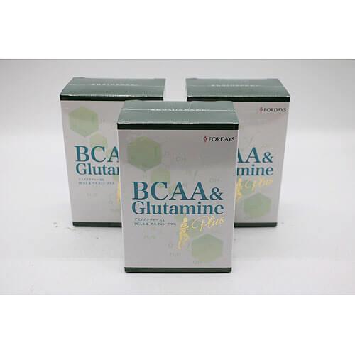 【買取実績】フォーデイズ アミノアクティーEX BCAA&グルタミンプラス 3点